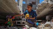 Israelische Zeitung zeigt Fotos von 67 in Gaza getöteten Kindern