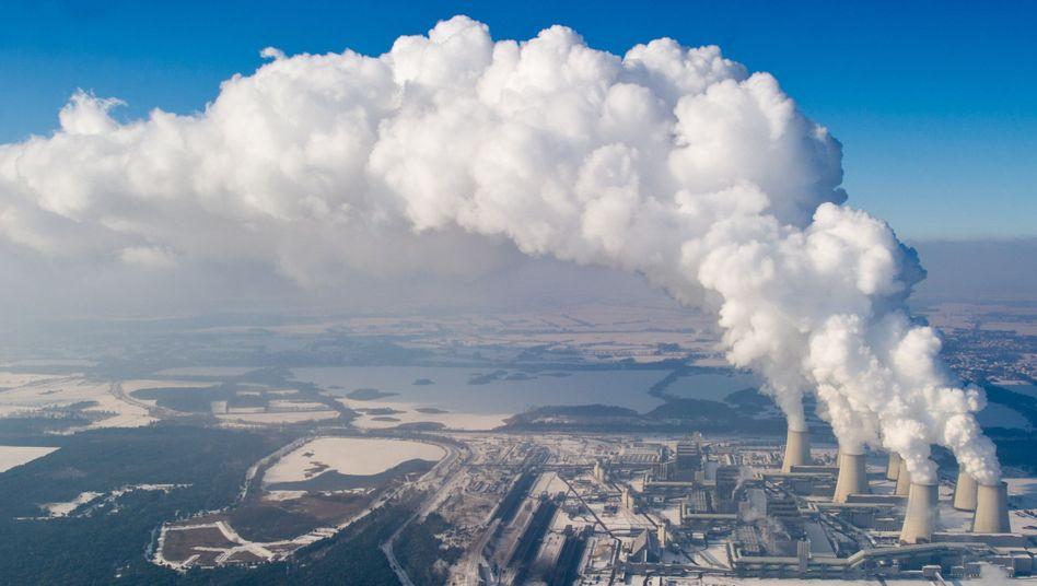Braunkohlekraftwerk in Brandenburg: Es geht um knapp 4000 Megawatt