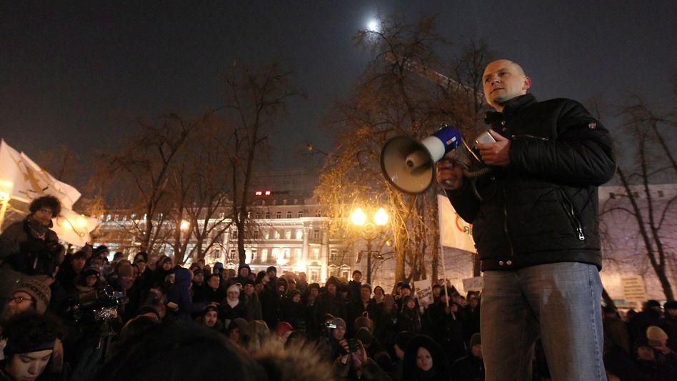 Kundgebung der Opposition in Moskau am 5. März: Bürgermeister beklagt Millionenkosten