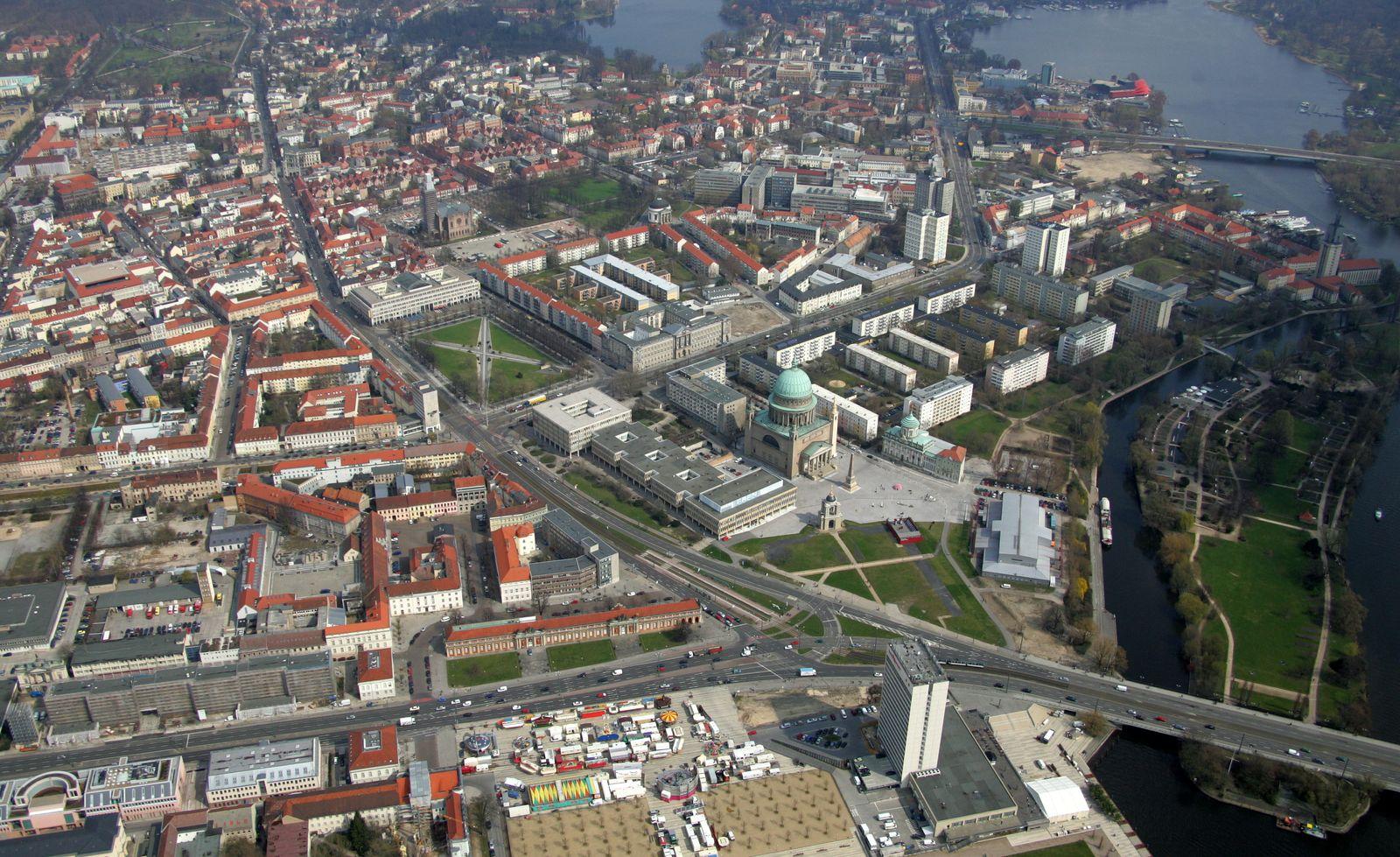 NICHT VERWENDEN Potsdam / Innenstadt