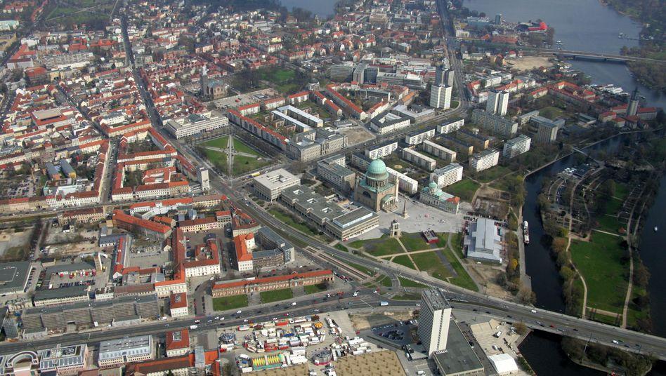 Postdamer Innenstadt: Luftfahrttechnik und Logistik gezielt gefördert