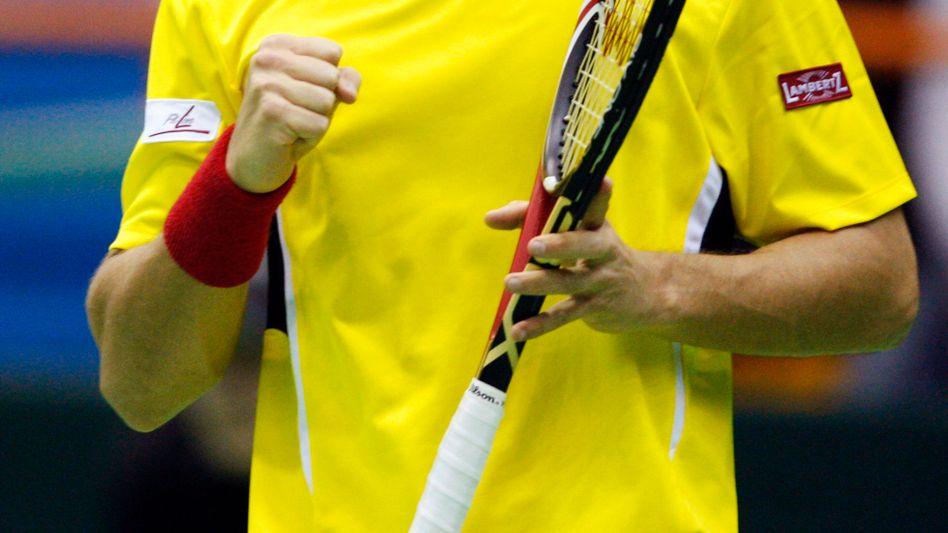 Tennis-Profi Kohlschreiber: Mit Deutschland im Abseits