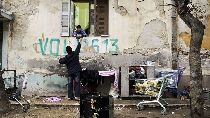 Griechenland: Flüchtlinge in Not