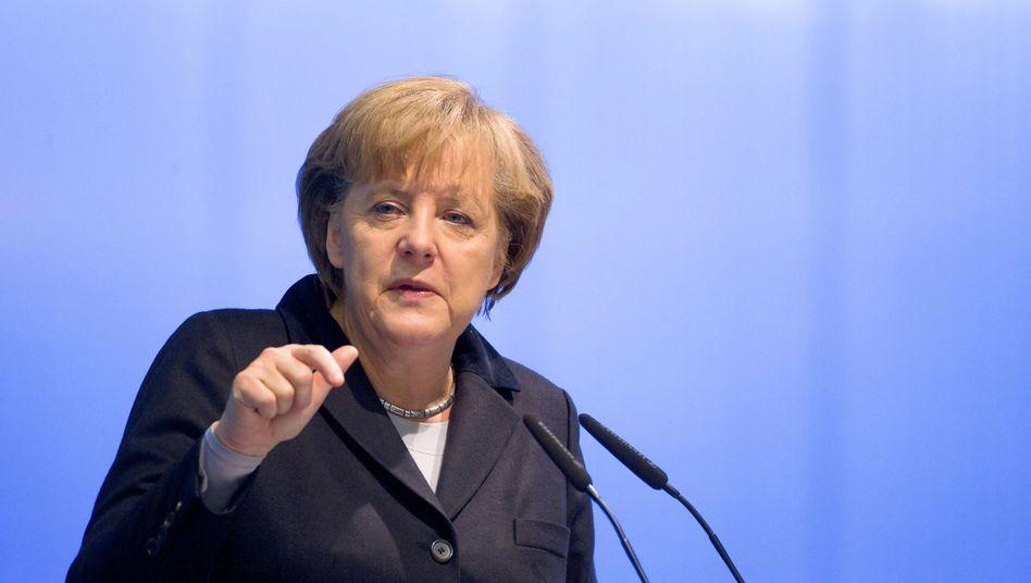 Kanzlerin Merkel: Spitzentreffen in Straßburg geplant - mit offenen Gesprächen