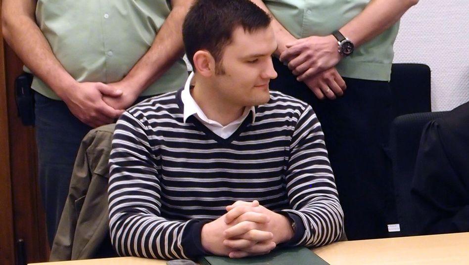 Neonazi-Kader Giemsch vor Gericht (2012): Smart und gewandt im Auftreten