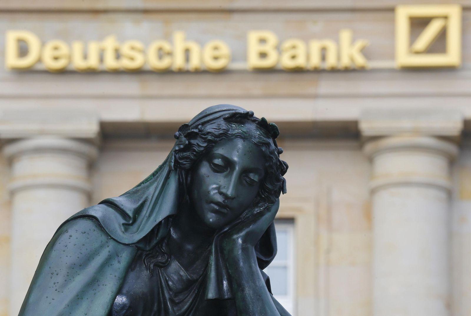 GERMANY-DEUTSCHE BANK/