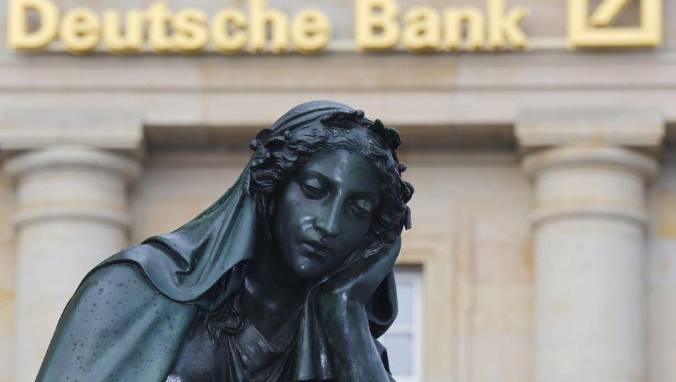 Deutsche Bank in Frankfurt am Main: Nullrunde und keinen Kaffee mehr