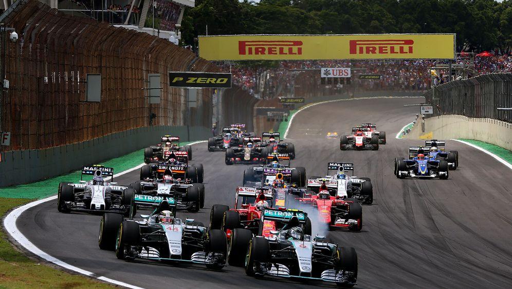 Rosbergs Sieg: Vize in São Paulo