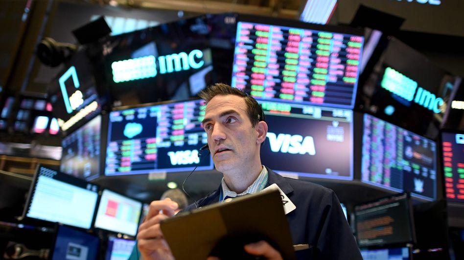 Die Anleger bleiben verunsichert