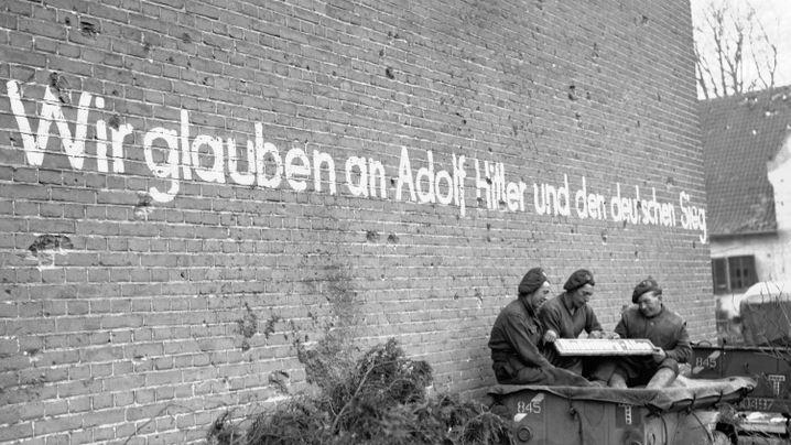 Deutschland nach '45: Trümmerfrauen, Schwarzmarkt, Flüchtlinge - eine Zeitreise