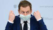 """Kretschmer leitete Pressetermin nach """"engem Kontakt"""" mit Corona-Infiziertem"""