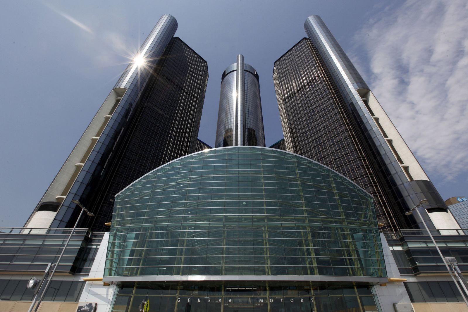 NICHT VERWENDEN Detroit / General Motors