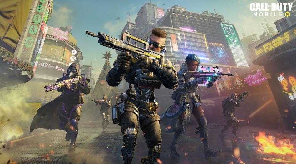»Call of Duty Mobile«: Das Handyspiel ist nicht nur in Brasilien beliebt