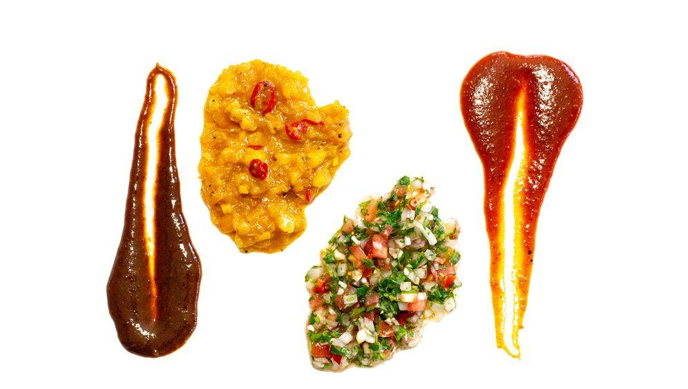 Grillsaucen: So bereiten Sie die vier Tunken zu