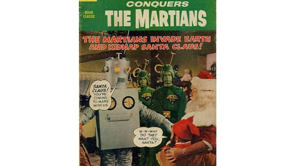 Verrückte X-Mas-Filme: Rohe Weihnachten!