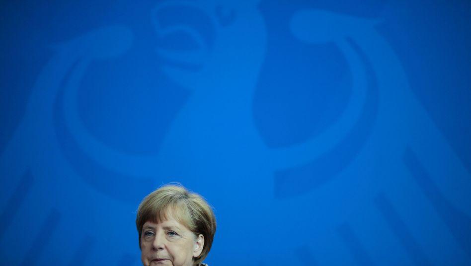 Kanzlerin Angela Merkel: Klare Forderung im Brief