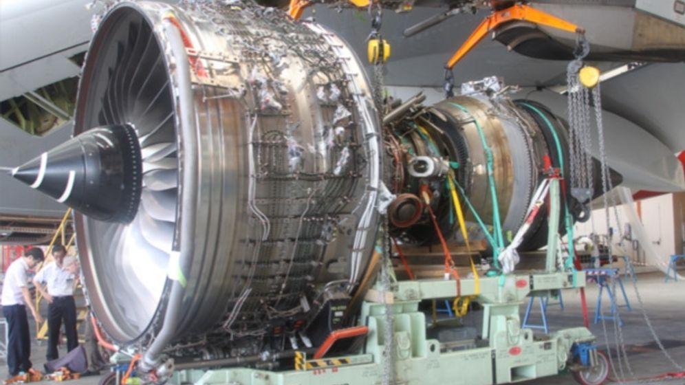 A380: Triebwerksprobleme beim Riesenflieger