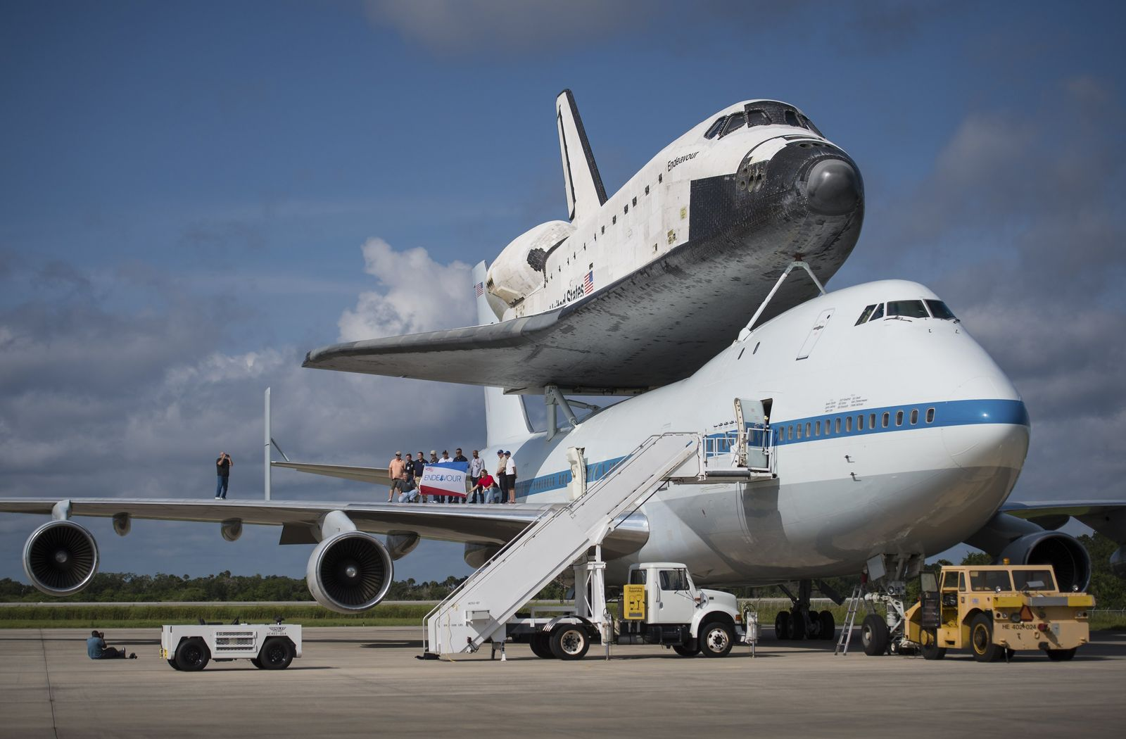 SPACESHUTTLE/Endeavour