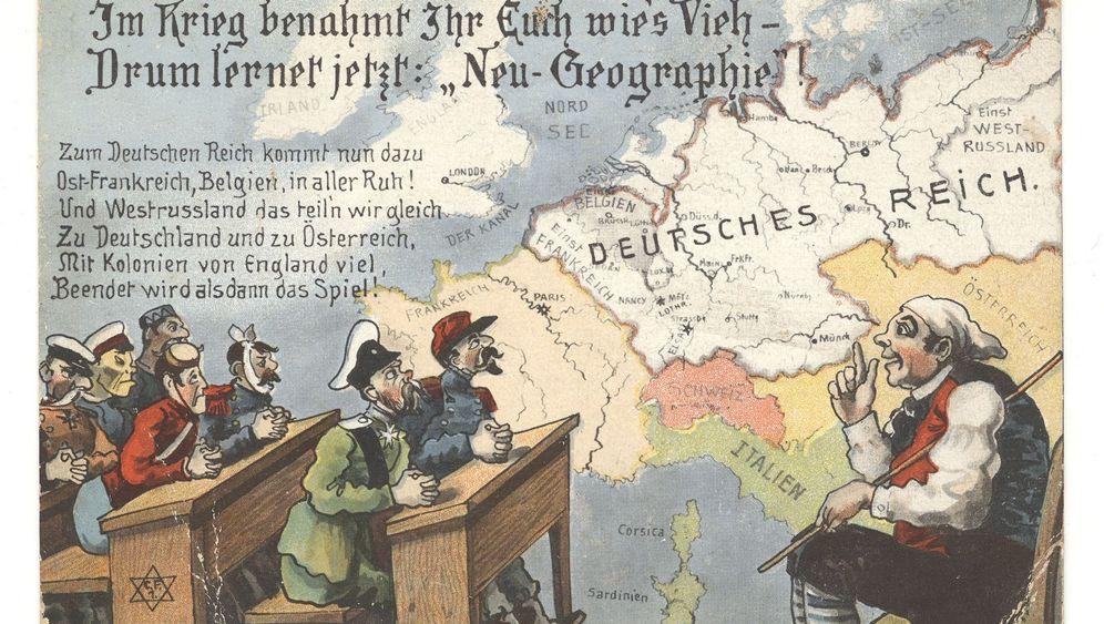 Auslöser Erster Weltkrieg