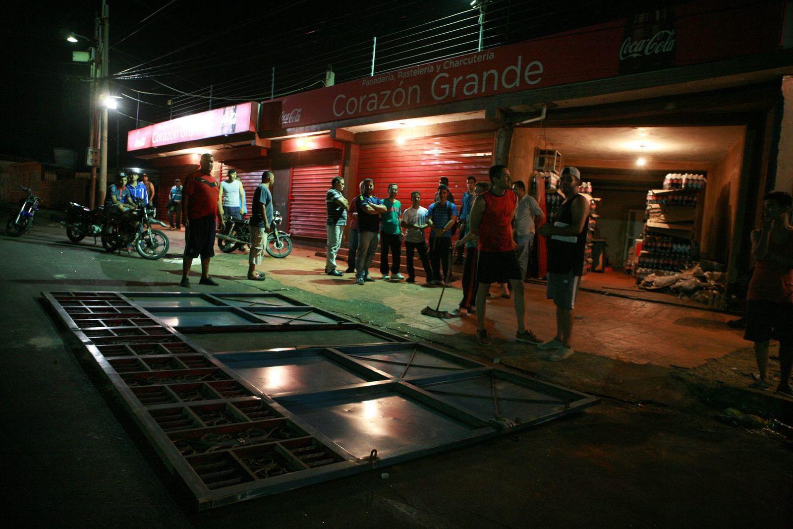 Venezuela / Proteste in Maracaibo