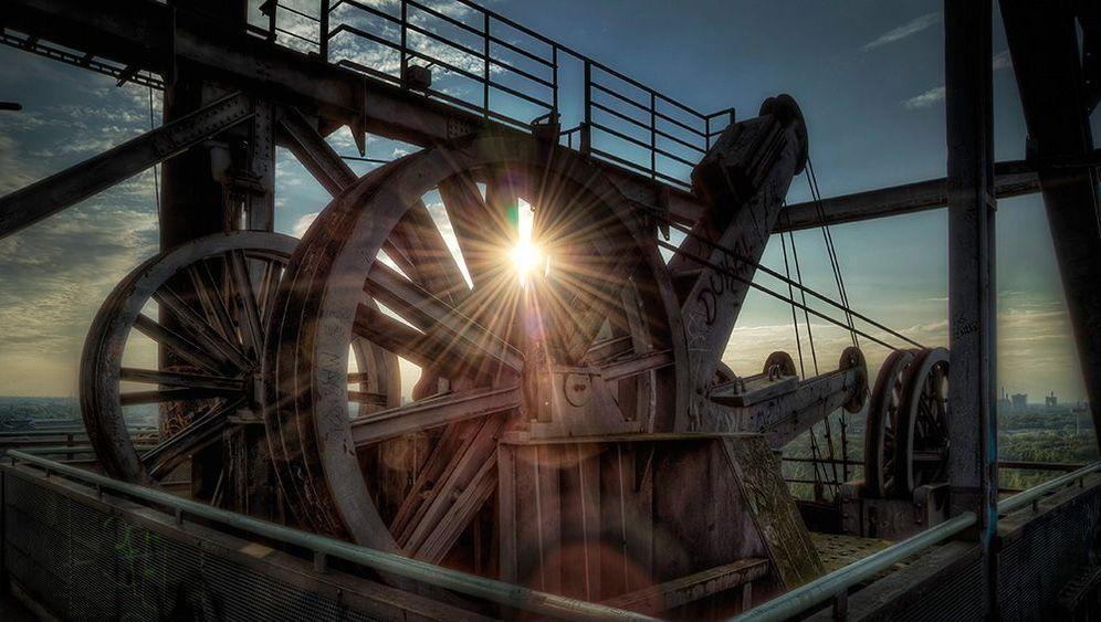 Industrieruinen: Die Pracht im Pott