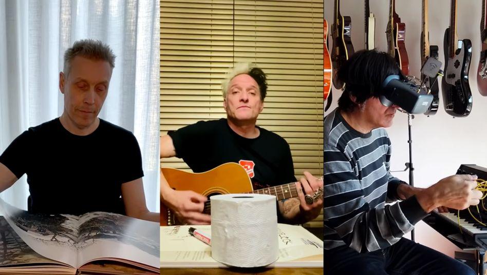Titelsong zur Corona-Krise: Ein Lied für Jetzt