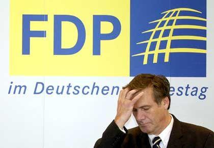 Wolfgang Gerhardt: Attacke auf die Parteifreunde in NRW