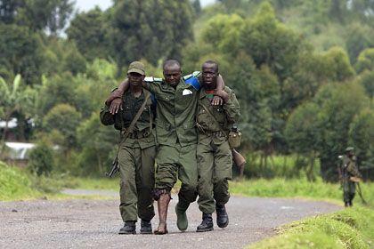 Kongo-Kriege (Archivbild aus dem November 2008): 14 Jahre Dauerkonflikt um Macht und Bodenschätze