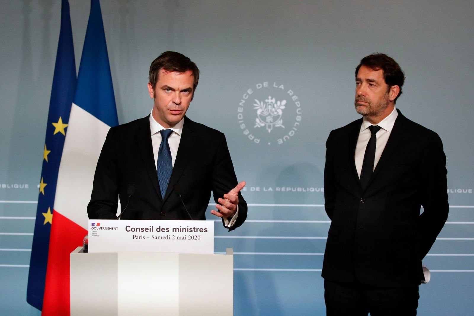 FRANCE-HEALTH-VIRUS-POLITICS-GOVERNMENT