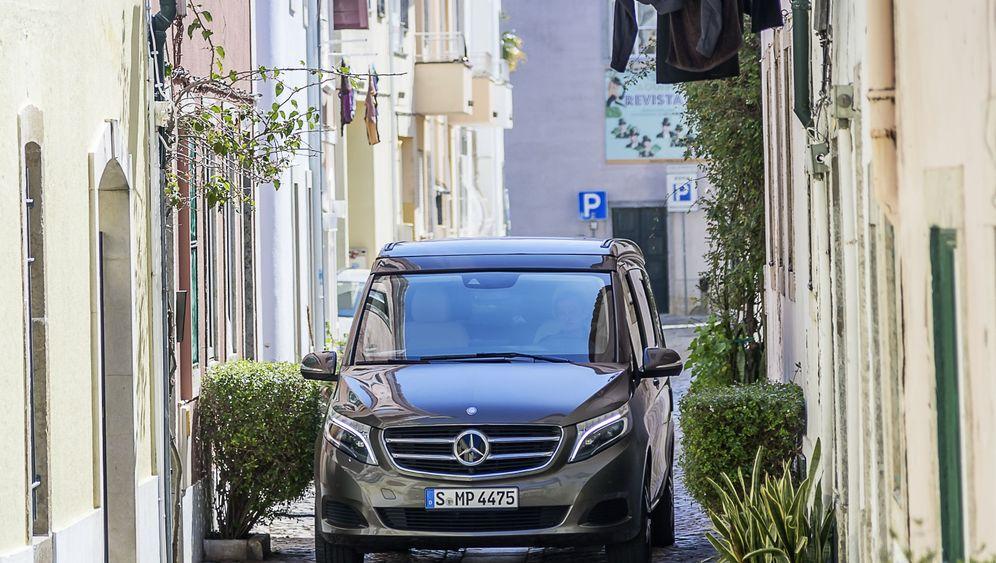 Neuer Mercedes-Camper: Refugium auf Reisen