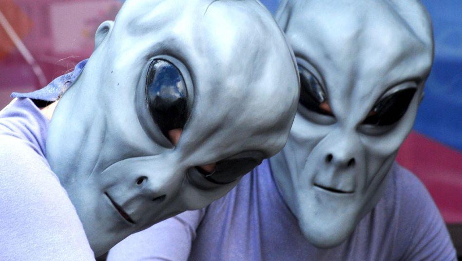 Ufo-Festival in Roswell (USA, 2007): Gab es Kontakt zu Außerirdischen?