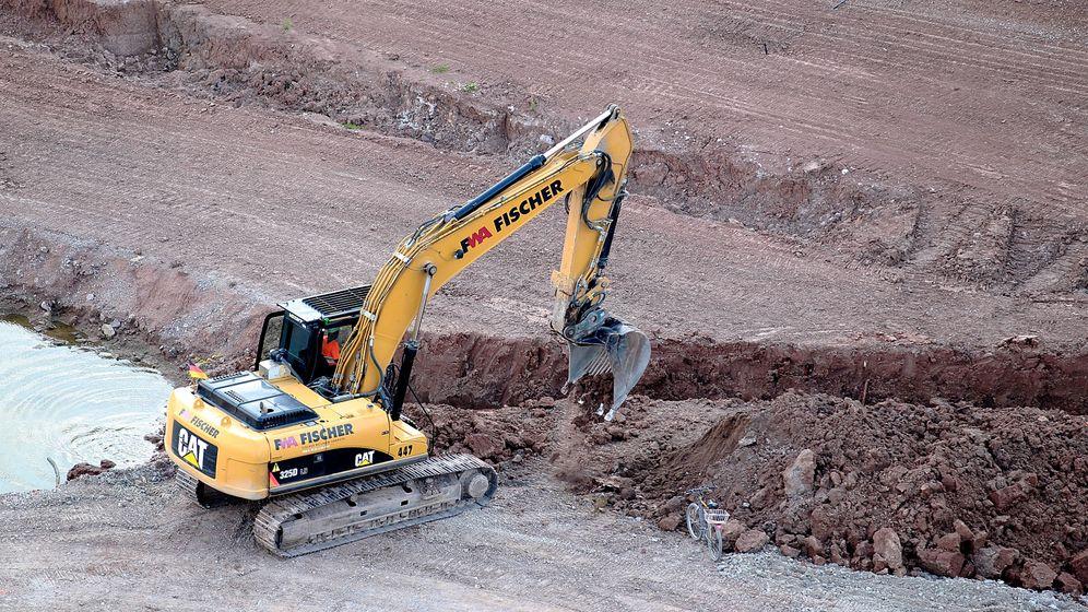 Stuttgart 21: Baustart für die Mega-Grube
