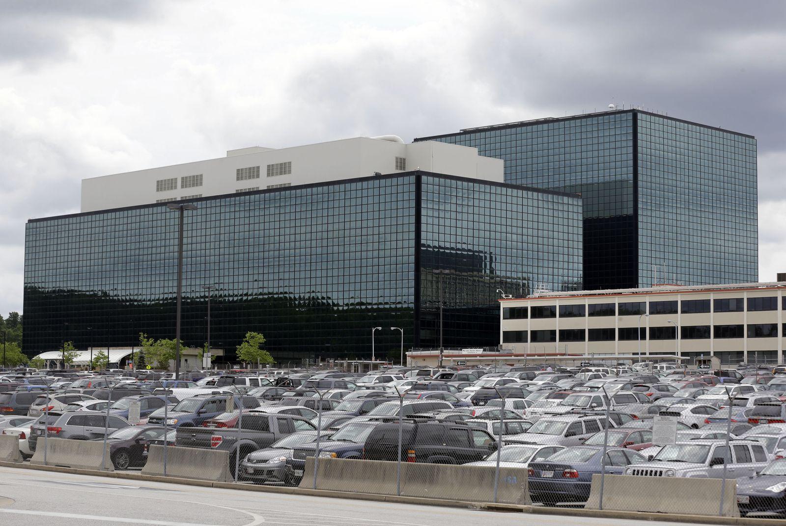 NSA /Zentrale
