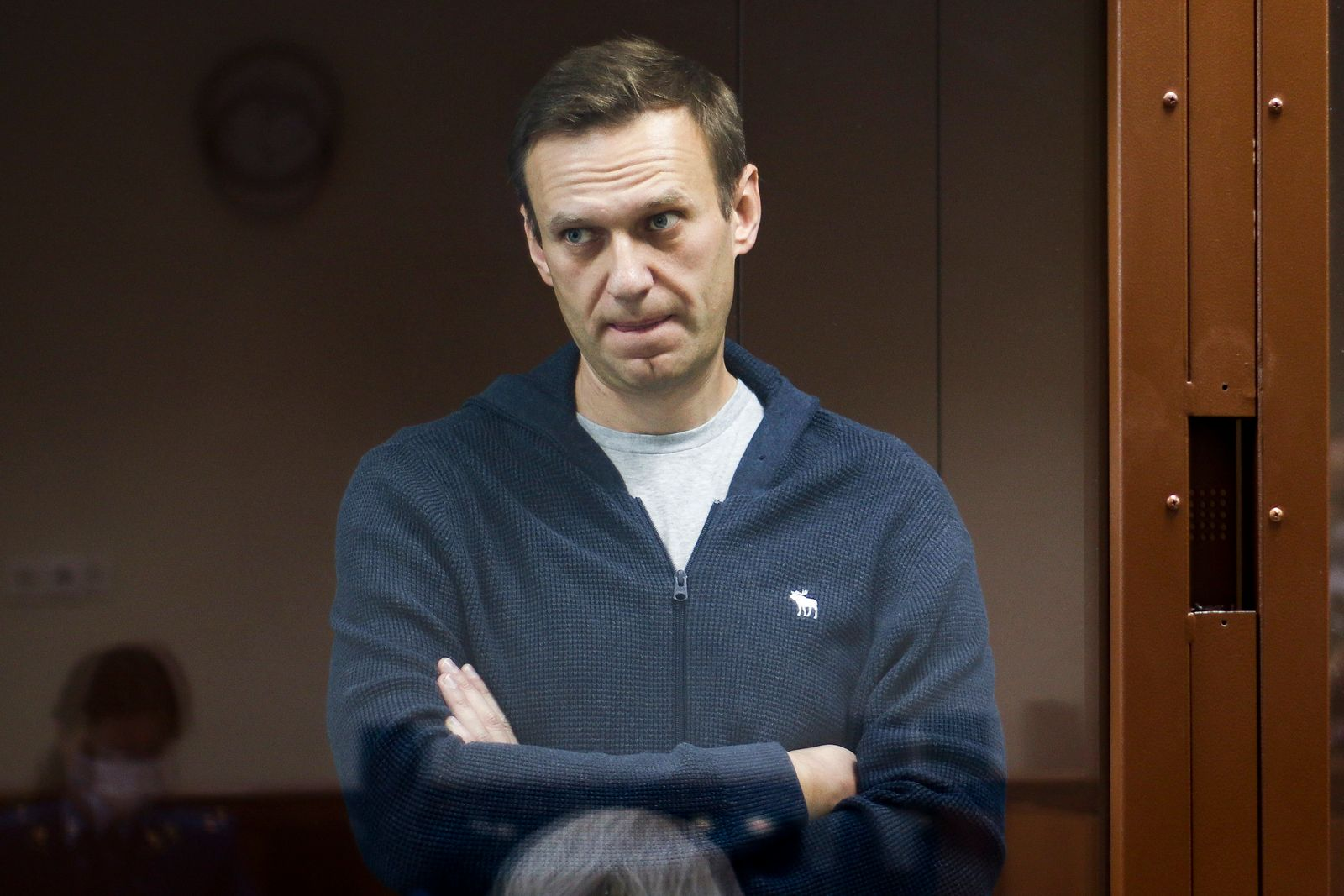 Fortsetzung Verhandlung gegen Kremlkritiker Nawalny