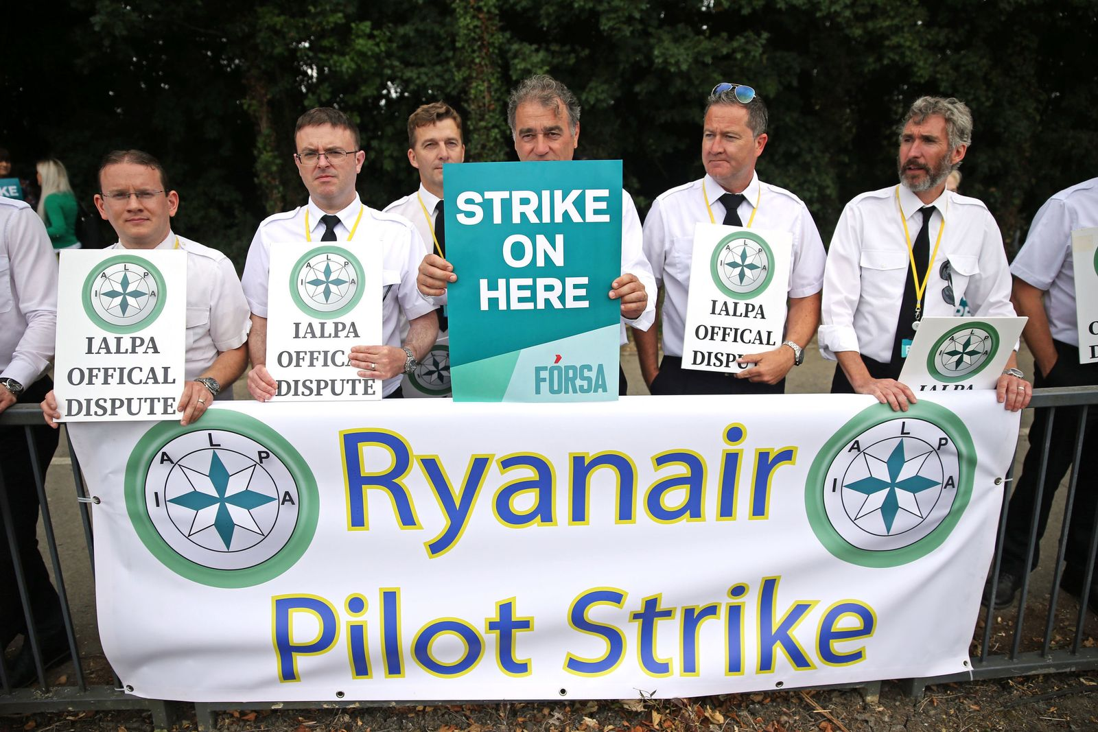 Pilotenstreik bei Ryanair