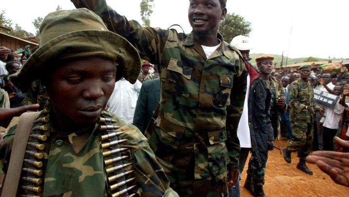 Thomas Lubanga: Angeklagter Nummer eins