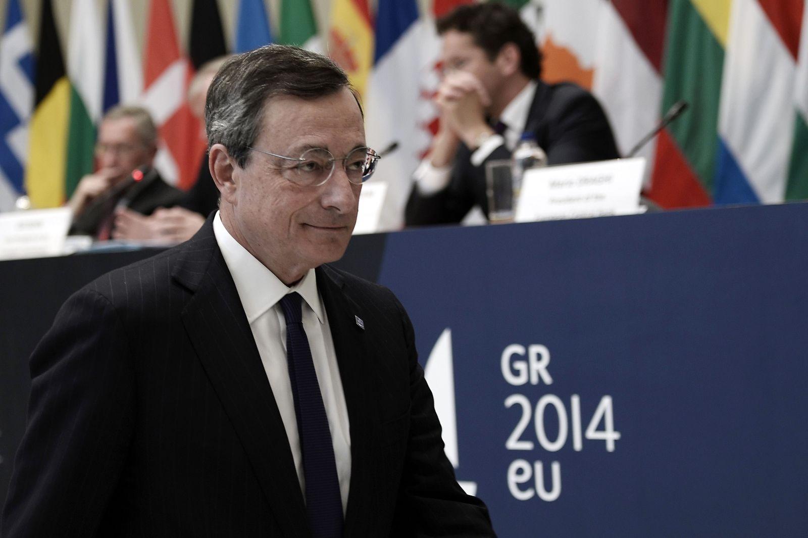 Draghi Griechenland