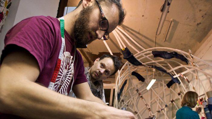 Gebrüder Stitch-Gründer Mike und Mo: Laut, schrill, unangepasst