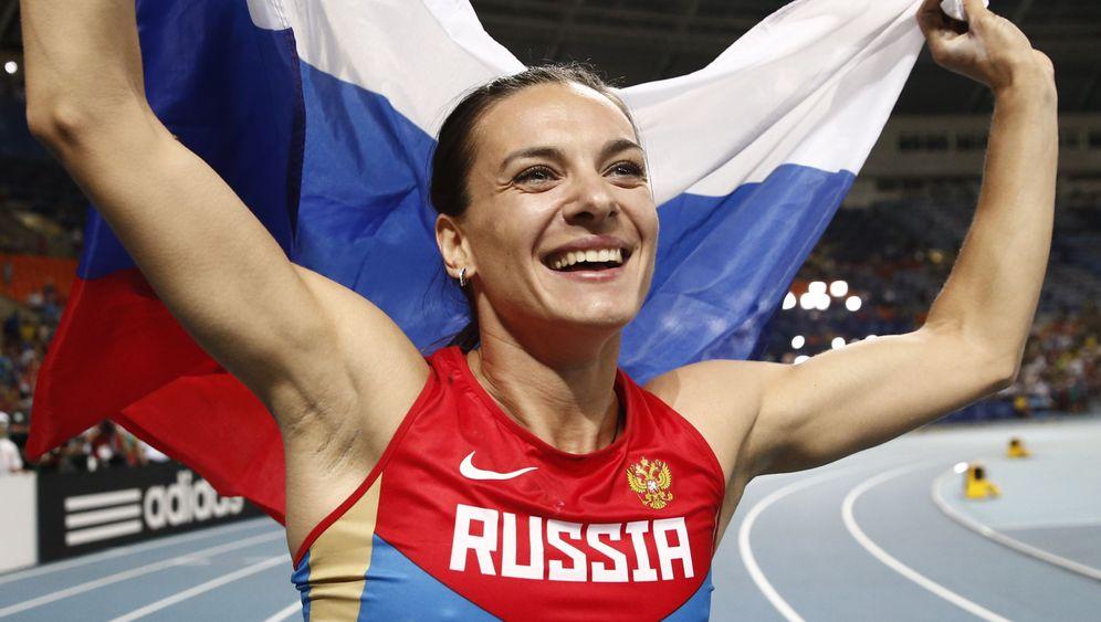 Jelena Issinbajewa: Putins treue Jüngerin