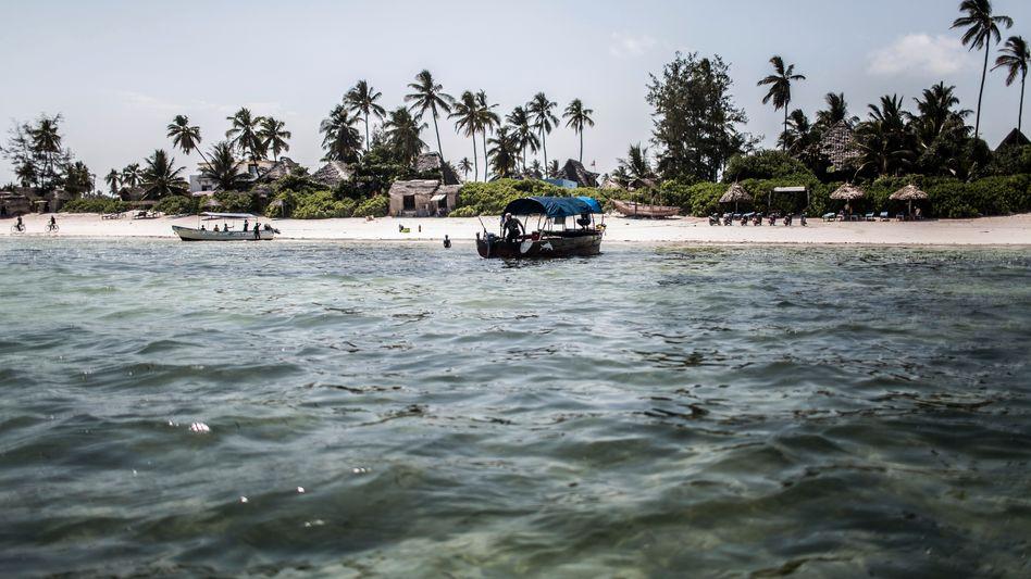 Auf Sansibar, Tansania, hat sich ein stabiles Drogenkartell etabliert
