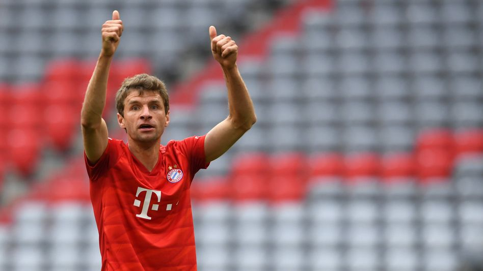 18 Vorlagen nach 29 Spieltagen - das schaffte vor Thomas Müller in der Bundesliga noch niemand
