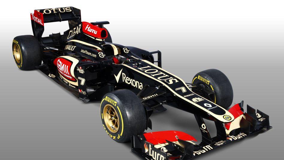 Lotus E21: Starke Ähnlichkeit mit dem Vorgängermodell