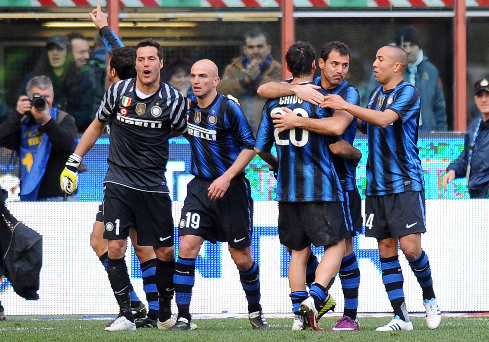 Inter Mailand/ Lecce/ 20. März 2011