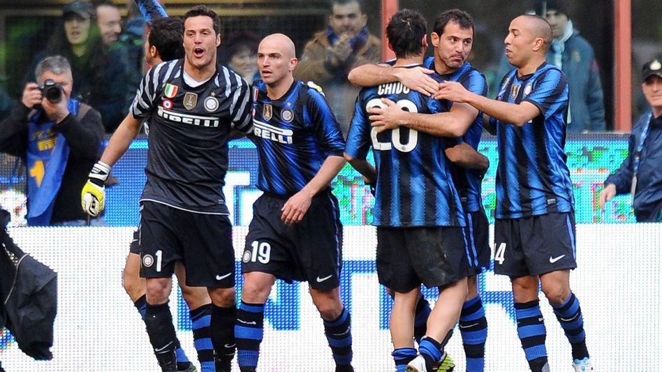 Inter-Spieler nach Sieg gegen Lecce: Auffallend hohe Einsätze
