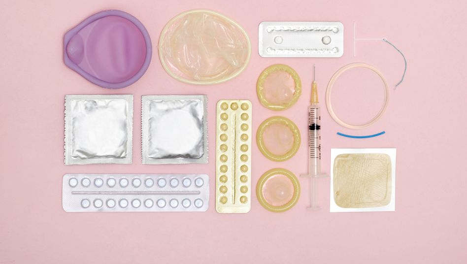 Kondome, Pille, Spirale und Co: Nicht für alle erreichbar