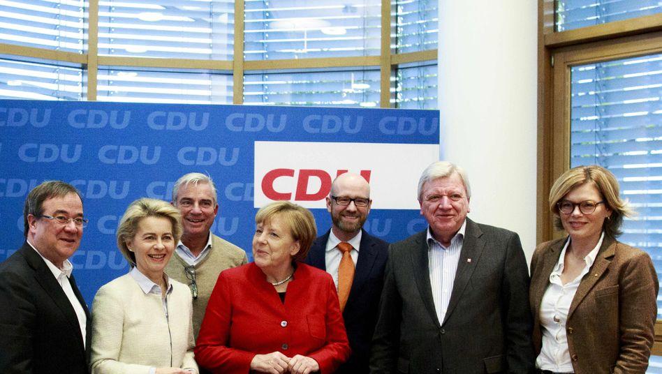 CDU-Bundesvorstand in Berlin