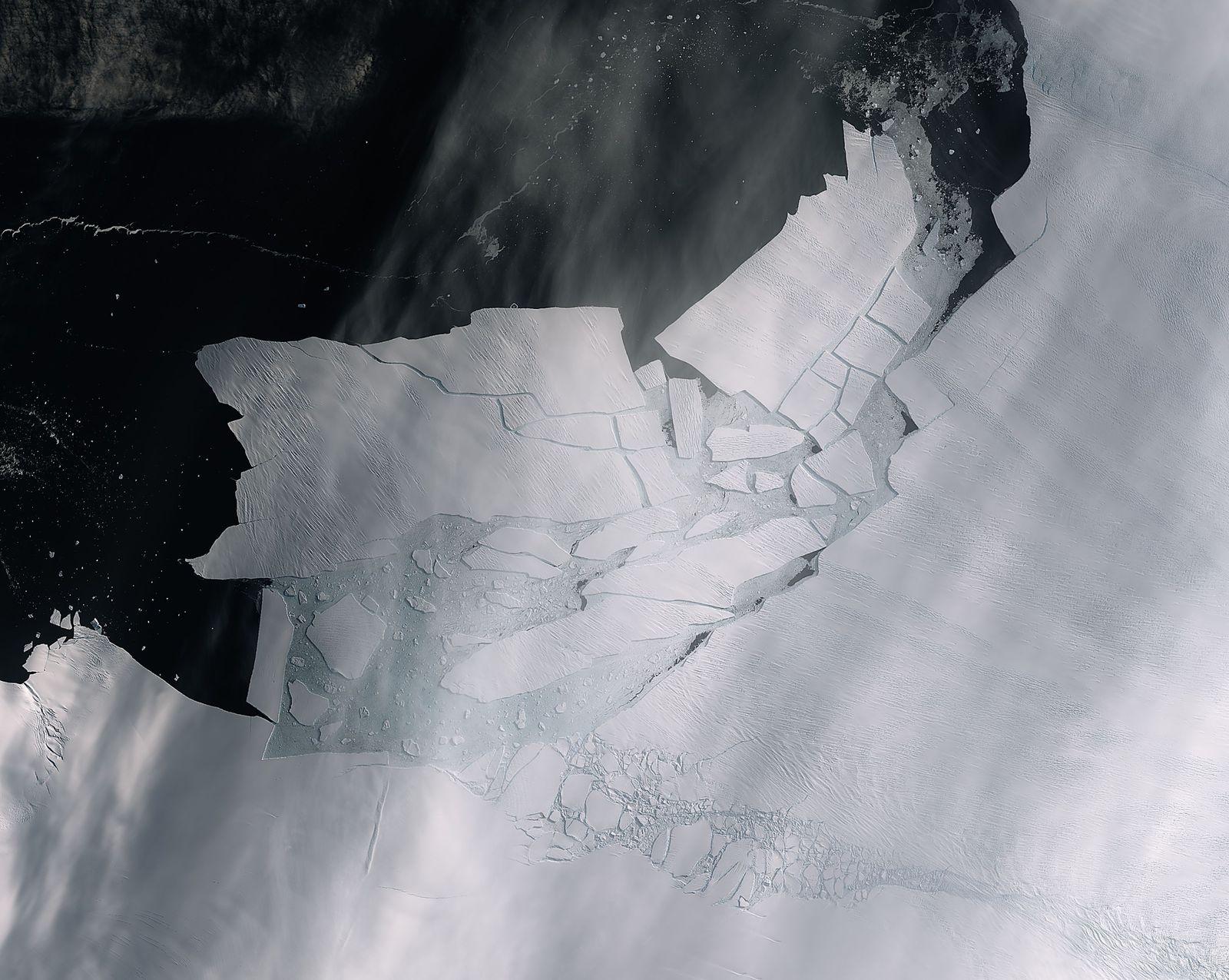Pine Island Gletscher