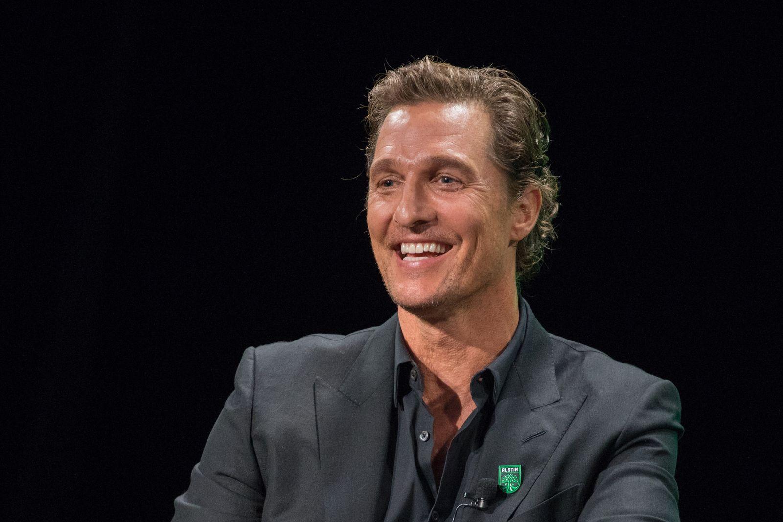 Matthew McConaughey wird Professor in Austin: