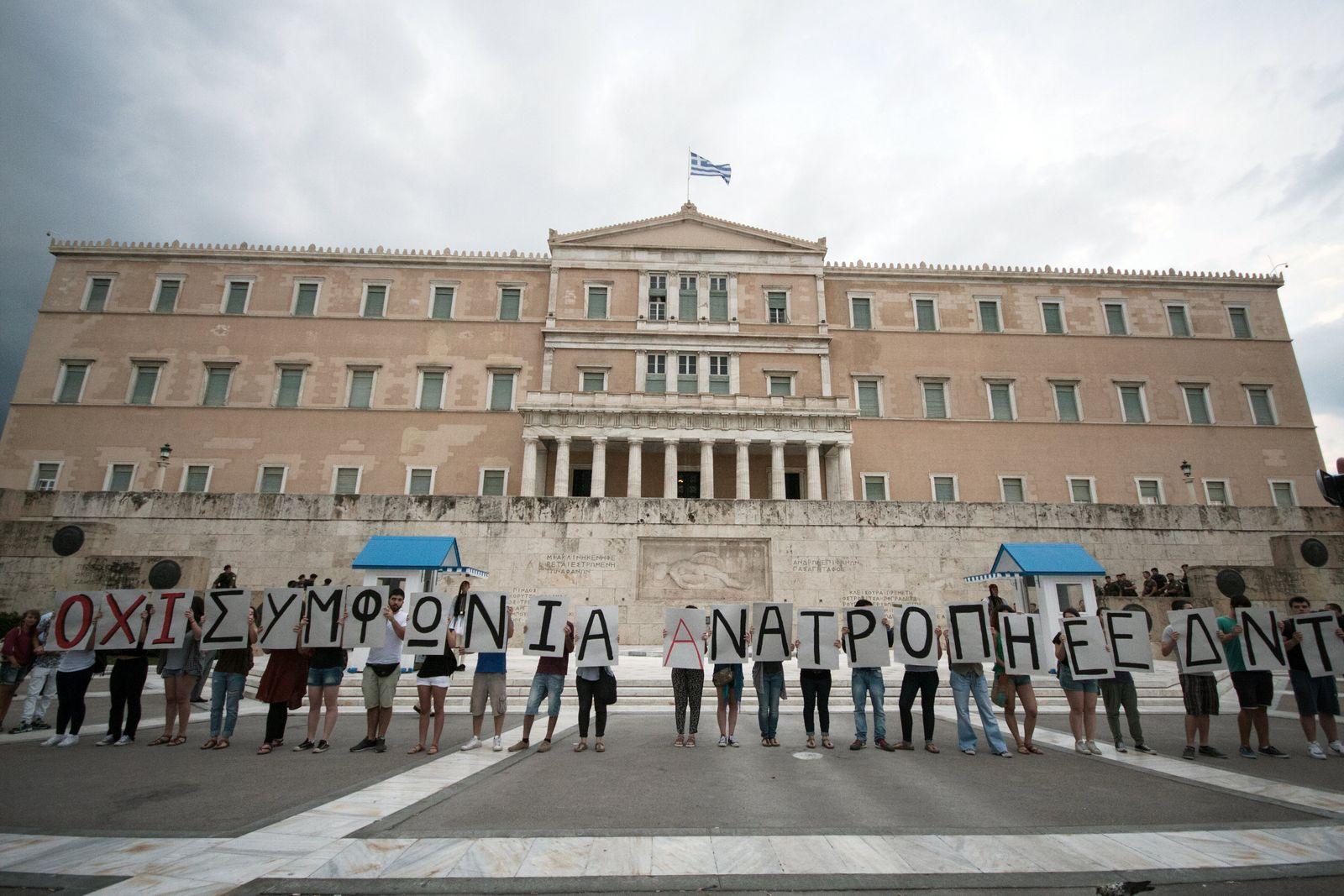 Griechenland/ Finanzkrise