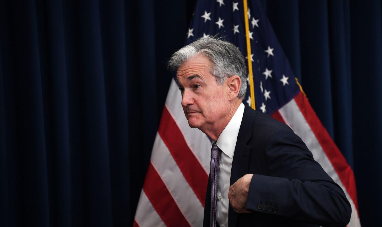 Federal Reserve announces decision on interest rates